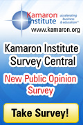 Survey Poll Kamaron Institute